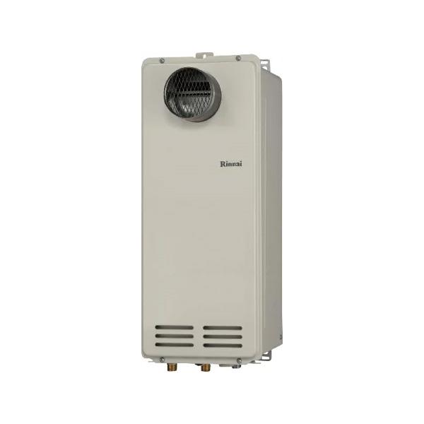 【RUX-VS1616T(A)-E】リンナイ ガス給湯専用機 音声ナビ 16号 PS扉内設置型/PS延長前排気型 【RINNAI】