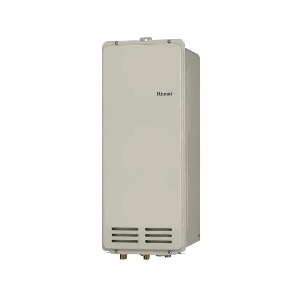 【RUX-VS1616B(A)-E】リンナイ ガス給湯専用機 音声ナビ 16号 PS扉内後方排気型 【RINNAI】