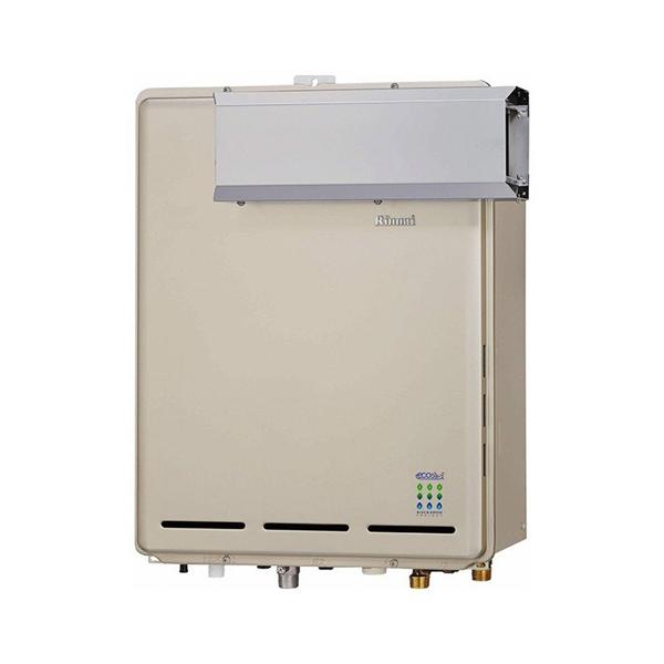 【RUF-E2405AA(A)】リンナイ ガスふろ給湯器 設置フリータイプ フルオート アルコーブ設置型 24号 【RINNAI】