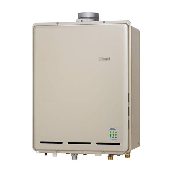 【RUF-E1615AU(A)】リンナイ ガスふろ給湯器 設置フリータイプ フルオート PS扉内上方排気型 16号 【RINNAI】