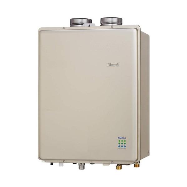 【RUF-E2405AF(A)】リンナイ ガスふろ給湯器 設置フリータイプ フルオート PS扉内給排気延長型 24号 【RINNAI】