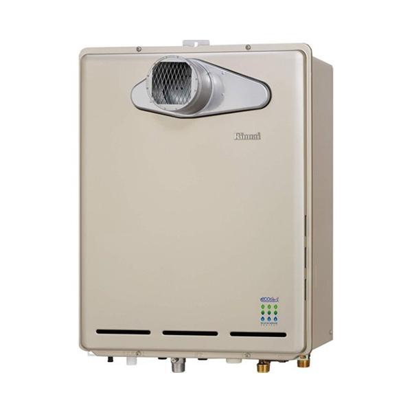 【RUF-E2405SAT(A)】リンナイ ガスふろ給湯器 設置フリータイプ オート PS扉内設置型/PS前排気型 24号 【RINNAI】