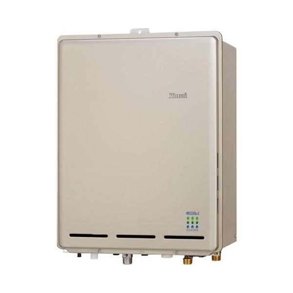【RUF-E1615SAB(A)】リンナイ ガスふろ給湯器 設置フリータイプ オート PS扉内後方排気型 16号 【RINNAI】