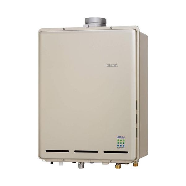 【RUF-E2405SAU(A)】リンナイ ガスふろ給湯器 設置フリータイプ オート PS扉内上方排気型 24号 【RINNAI】
