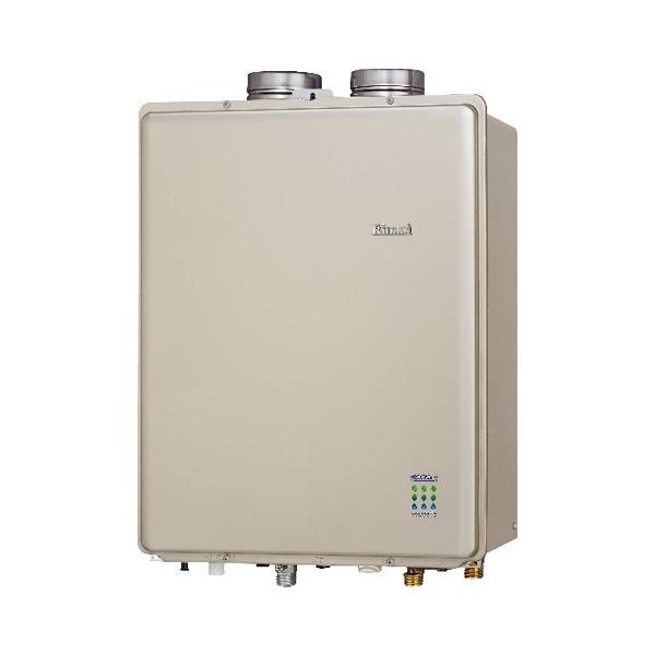【RUF-E2405SAF(A)】リンナイ ガスふろ給湯器 設置フリータイプ オート PS扉内給排気延長型 24号 【RINNAI】