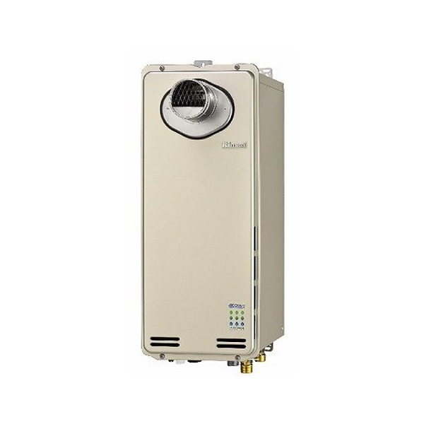 【RUF-SE2005AT】リンナイ ガスふろ給湯器 設置フリータイプ フルオート PS扉内設置型/PS前排気型 20号 【RINNAI】