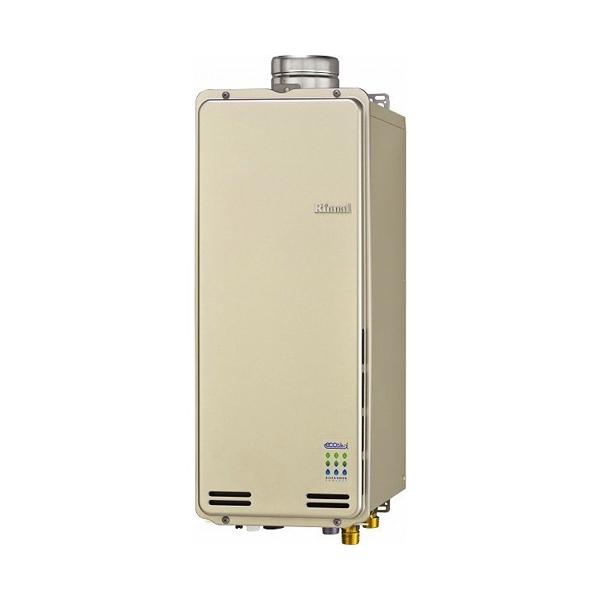 【RUF-SE1615AU】リンナイ ガスふろ給湯器 設置フリータイプ フルオート PS扉内上方排気型 16号 【RINNAI】