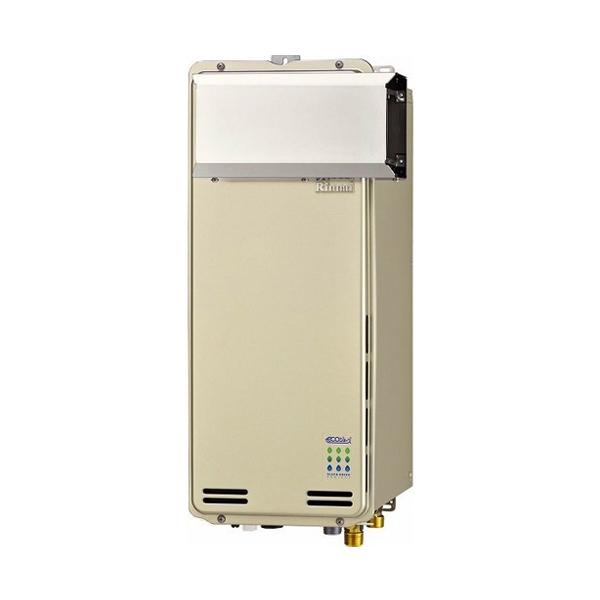 【RUF-SE1615SAA】リンナイ ガスふろ給湯器 設置フリータイプ オート アルコーブ設置型 16号 【RINNAI】
