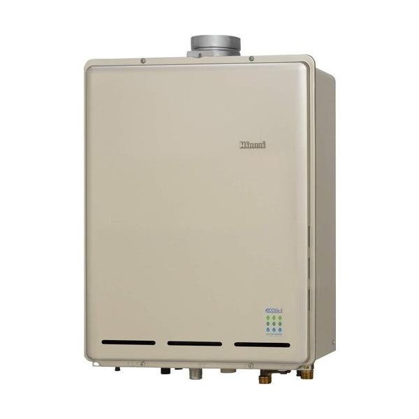 【RUF-EP1611AU(A)】リンナイ ガスふろ給湯器 設置フリータイプ フルオート PS扉内上方排気型 16号 【RINNAI】
