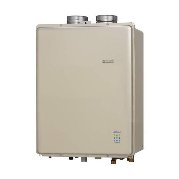 【RUF-EP2401AF(A)】リンナイ ガスふろ給湯器 設置フリータイプ フルオート PS扉内給排気延長型 24号 【RINNAI】