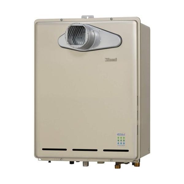 【RUF-EP1611SAT(A)】リンナイ ガスふろ給湯器 設置フリータイプ オート PS扉内設置型/PS前排気型 16号 【RINNAI】