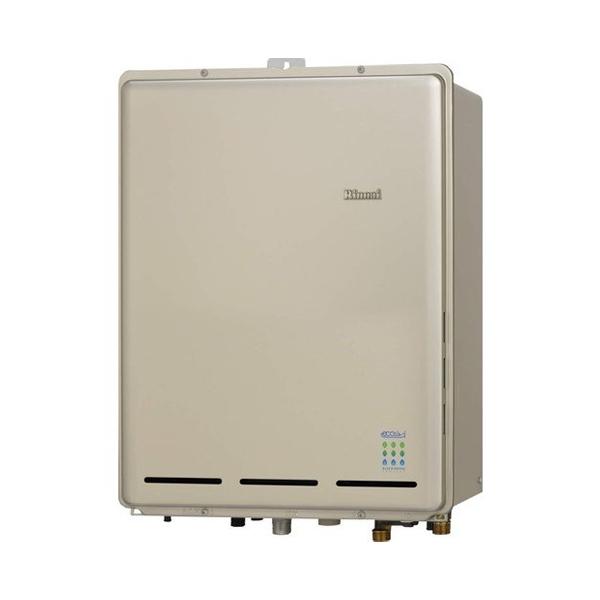 【RUF-EP2401SAB(A)】リンナイ ガスふろ給湯器 設置フリータイプ オート PS扉内後方排気型 24号 【RINNAI】