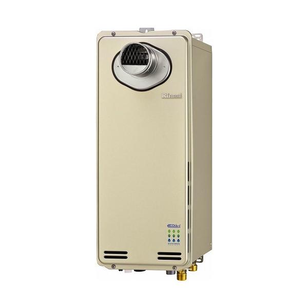 【RUF-SEP1615AT】リンナイ ガスふろ給湯器 設置フリータイプ フルオート PS扉内設置型/PS前排気型 16号 【RINNAI】