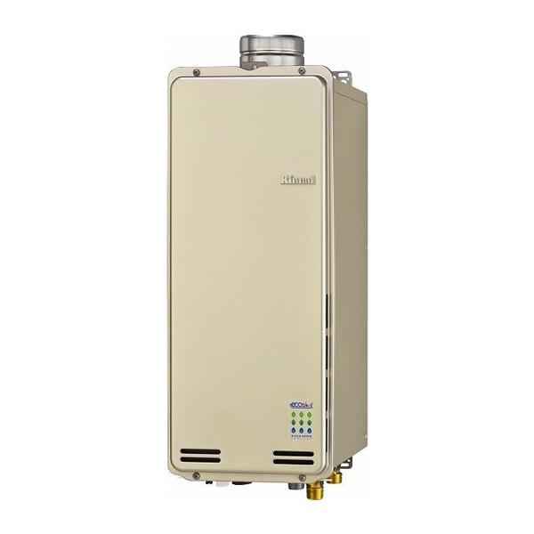 【RUF-SEP1615SAU】リンナイ ガスふろ給湯器 設置フリータイプ オート PS扉内上方排気型 16号 【RINNAI】