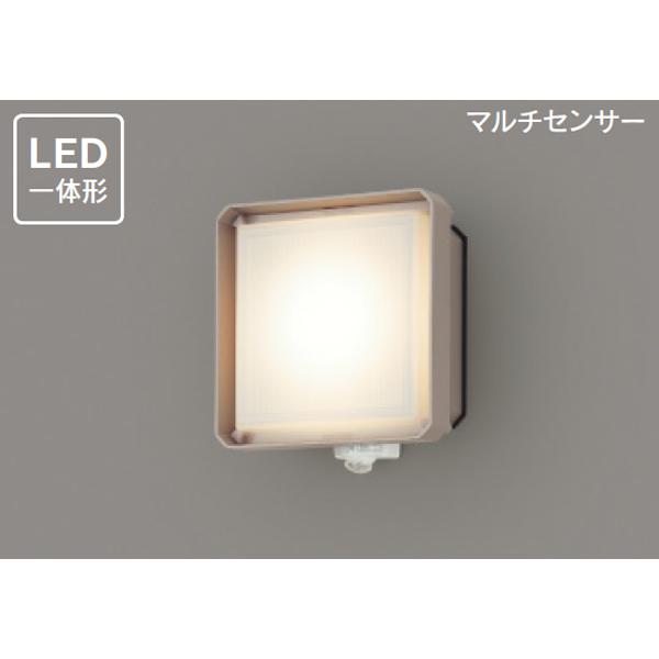 【LEDB87922YL(S)-LS】東芝 LED一体型 ポーチ灯 アウトドア マルチセンサータイプ 【toshiba】