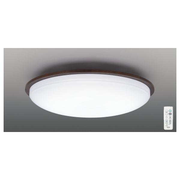 【LEDH80347-LC】東芝 シーリングライト 調光・調色 ベーシック ~6畳 【toshiba】