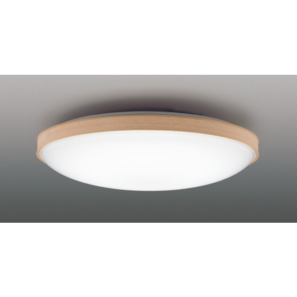 【LEDH80377-LC】東芝 和風照明 調光・調色 ベーシック 睦び ~6畳 【toshiba】