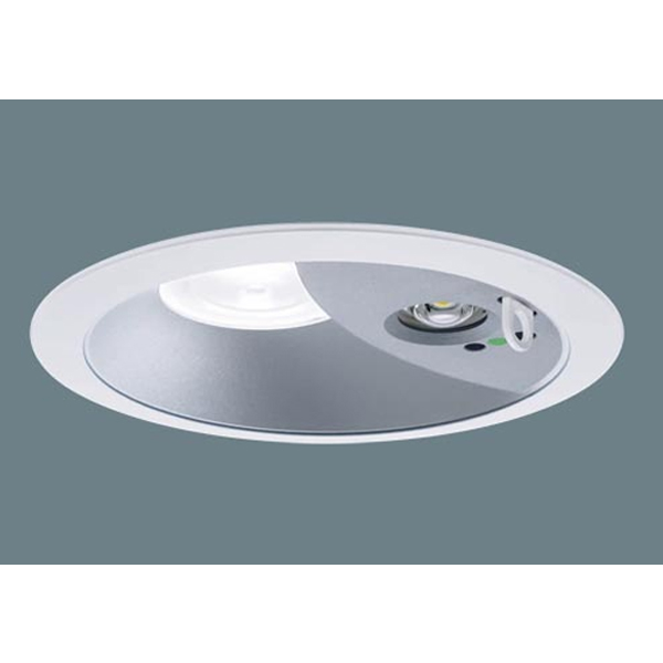 【XNG2560SN LE9】パナソニック LEDダウンライト 30分間LED250形 シルバーメタリック反射板 広角50° 昼白色5000K 【panasonic】