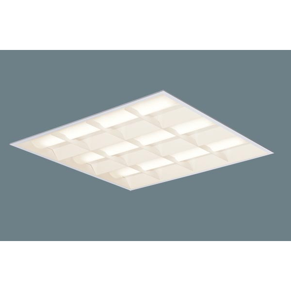 【XL382CBF LA9】パナソニック 一体型LEDべースライト 600タイプ FHP45形×3灯節電タイプ 温白色3500K 受注生産品 【panasonic】