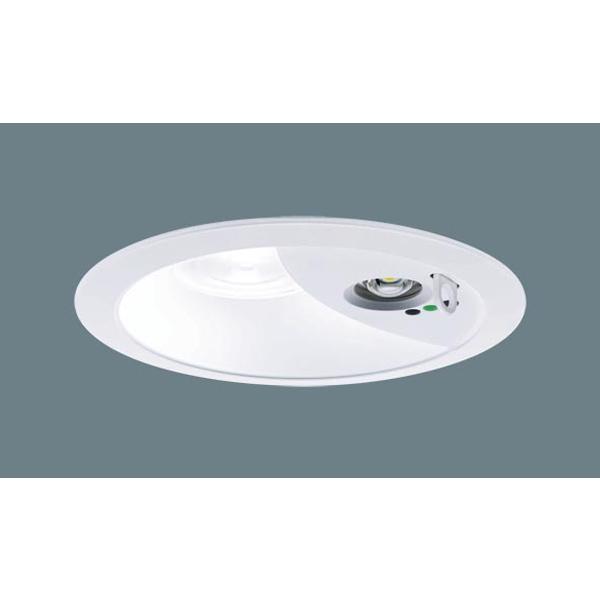 【XNG2060WL LE9】パナソニック LEDダウンライト 30分間LED200形 ホワイト反射板 広角50° 電球色3000K 【panasonic】