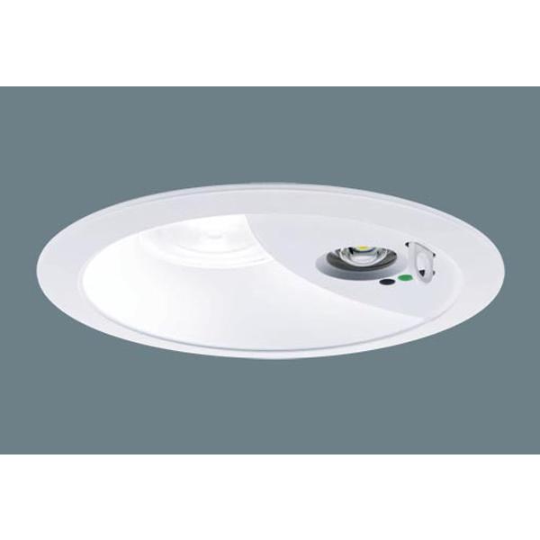 【XNG1061WL LE9】パナソニック LEDダウンライト 30分間LED 150形 ホワイト反射板 拡散85° 電球色3000K 【panasonic】