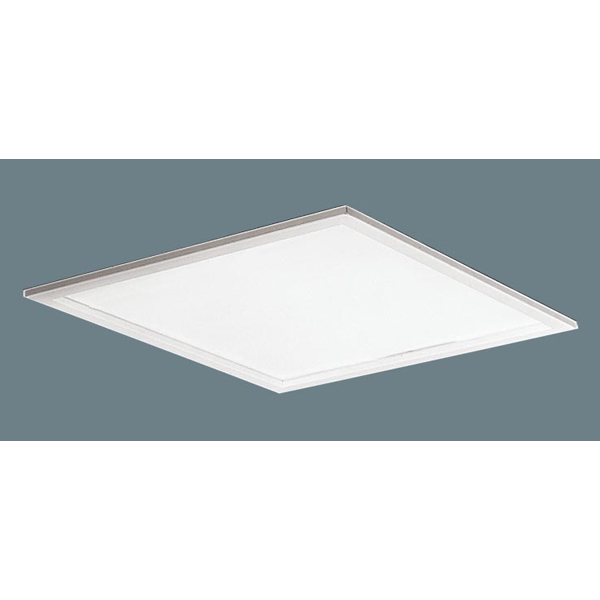 【XL585PFV LA9】パナソニック スクエアシリーズ 天井埋込型 乳白パネル 600 【panasonic】