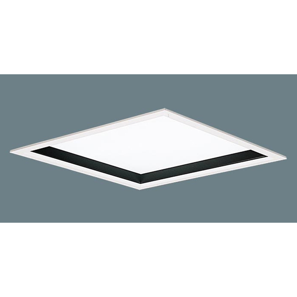 【XL574PHUJ LA9】パナソニック スクエアシリーズ 天井埋込型 乳白パネル 450 受注生産品 【panasonic】