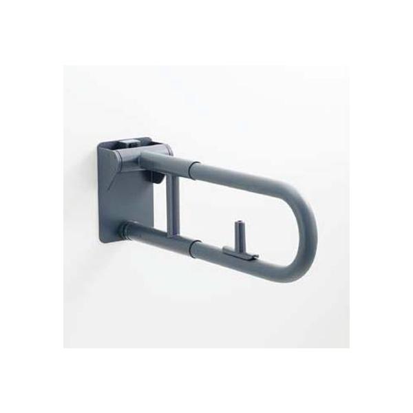 【KF-H470EH60/GYA】リクシル 各種施設用手すり はね上げ式手すり(ロック付) 【LIXIL】
