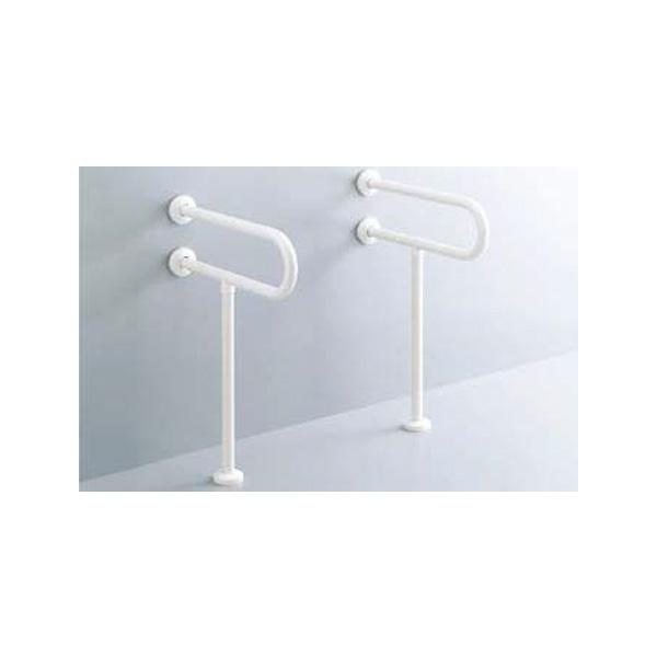 【KF-312AE70】リクシル 各種施設用固定式手すり 洗面器用手すり(壁床固定式) 樹脂被覆タイプ 【LIXIL】