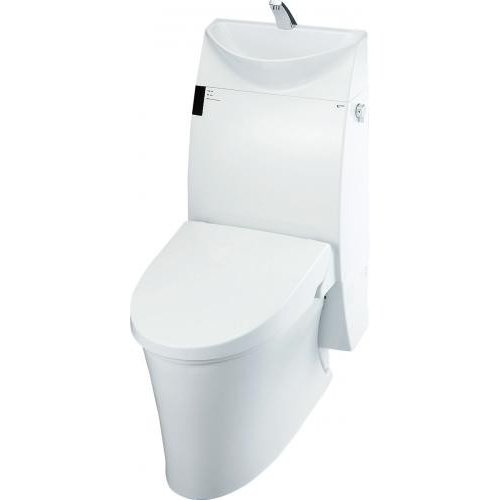 【YHBC-A10H DT-386JHN】リクシル アステオリトイレ AR6 グレード 便座一体型 手洗有 床可変 寒冷地 水抜併用方式 ヒーター付便器 【LIXIL】