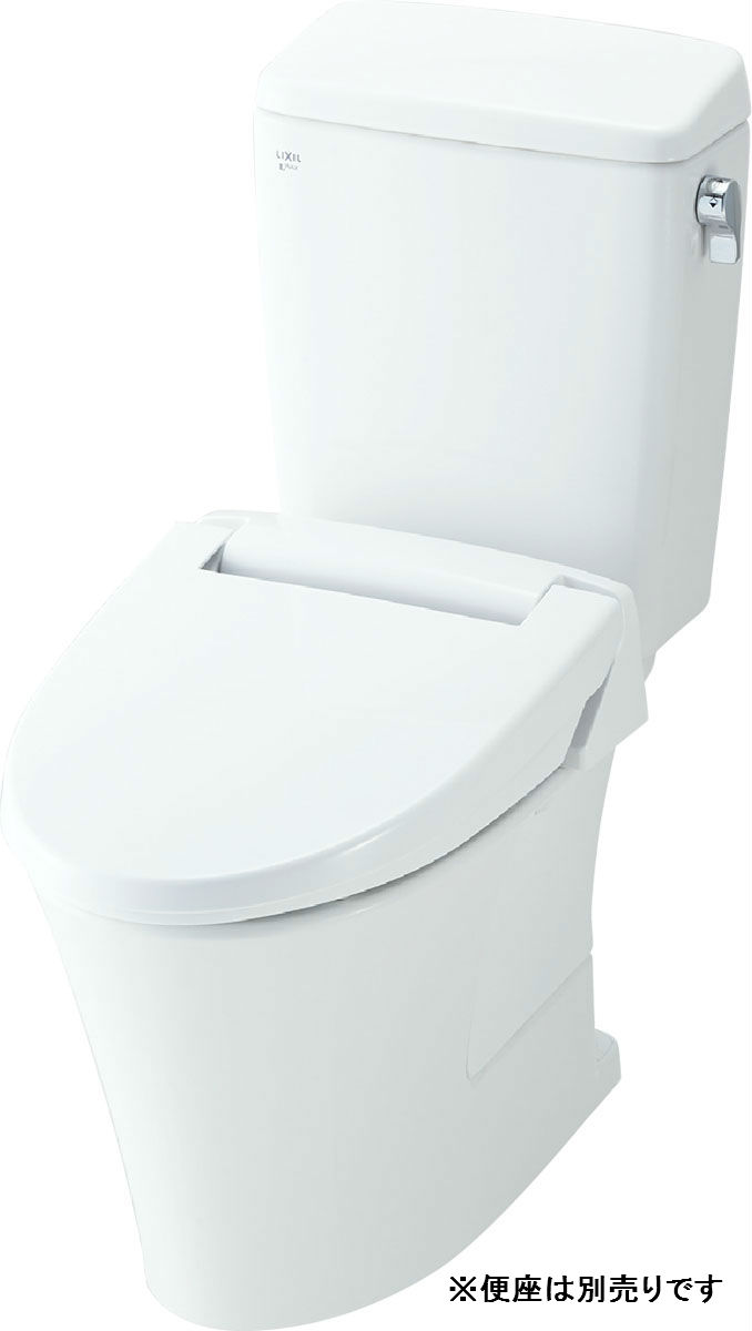 【YBC-ZA10H+YDT-ZA180HW】リクシル アメージュZ便器 リトイレ フチレス 手洗い付 床250~550mm 寒冷地 流動方式 【LIXIL】