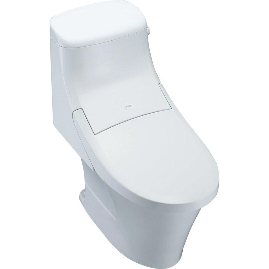 【YBC-ZA20S + DT-ZA251W】リクシル アメージュZA シャワートイレ 床排水200mm 手洗無 寒冷地・流動方式 【LIXIL】