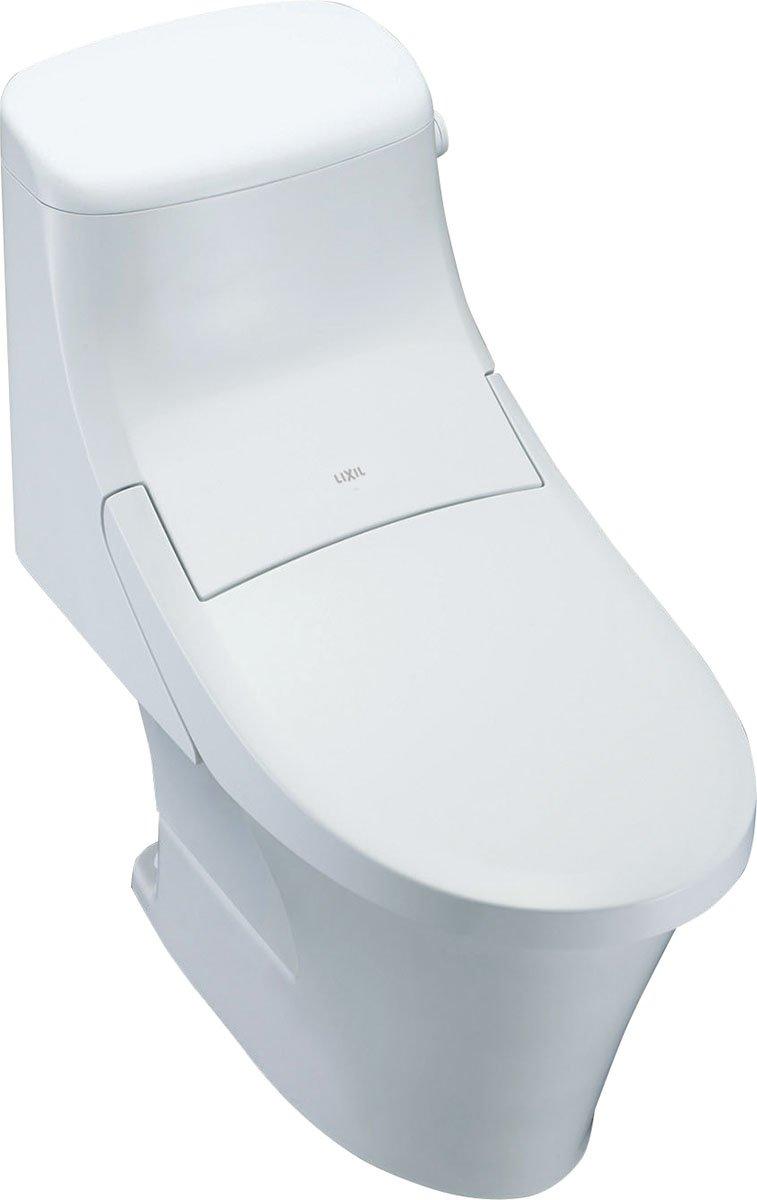 【HBC-ZA20S + DT-ZA251N】リクシル アメージュZA シャワートイレ 床排水200mm 手洗無 寒冷地・ヒーター付便器・水抜併用方式 【LIXIL】