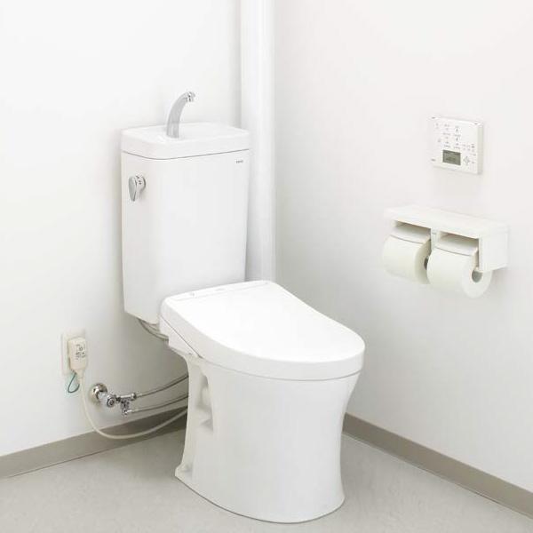 【CS215BPR+SH215BAJS】トートー ピュアレストMR 手洗有 洗浄レバー左 【TOTO】