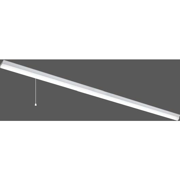 【LEKT812503PW-LS9】東芝 LEDベースライト 110タイプ W120直付形 Ra83昼白色 一般タイプ 5000lmタイプ 4000K プルスイッチ付 【TOSHIBA】