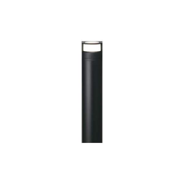 【LEDG-67301+LPD-100GX】東芝 LEDガーデンライト 全周配光タイプ LEDユニットフラット形 ロングポール 【TOSHIBA】