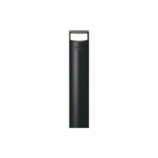 【LEDG-67302+LPD-100GX】東芝 LEDガーデンライト 上方遮光タイプ LEDユニットフラット形 ロングポール 【TOSHIBA】