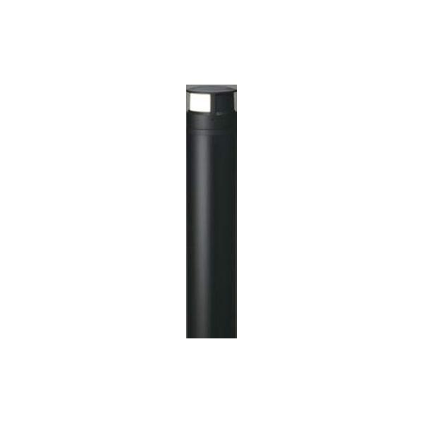 【LEDG-67303+LPD-100GX】東芝 LEDガーデンライト 上方・側方遮光タイプ LEDユニットフラット形 ロングポール 【TOSHIBA】