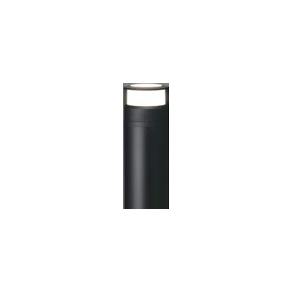 【LEDG-67301+LPD-50GX】東芝 LEDガーデンライト 全周配光タイプ LEDユニットフラット形 ショートポール 【TOSHIBA】