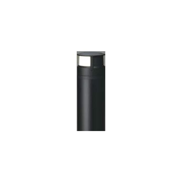 【LEDG-67303+LPD-50GX】東芝 LEDガーデンライト 上方・側方遮光タイプ LEDユニットフラット形 ショートポール 【TOSHIBA】