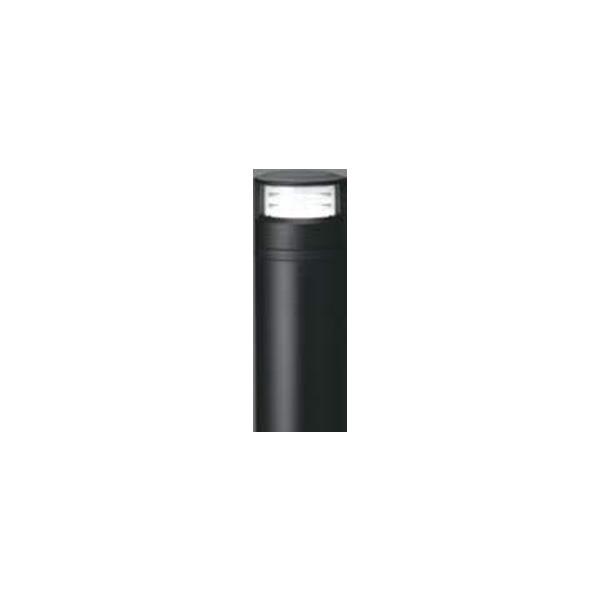 【LEDG-67304+LPD-50GX】東芝 LEDガーデンライト 上方遮光タイプ・ルーバー付 LEDユニットフラット形 ショートポール 【TOSHIBA】
