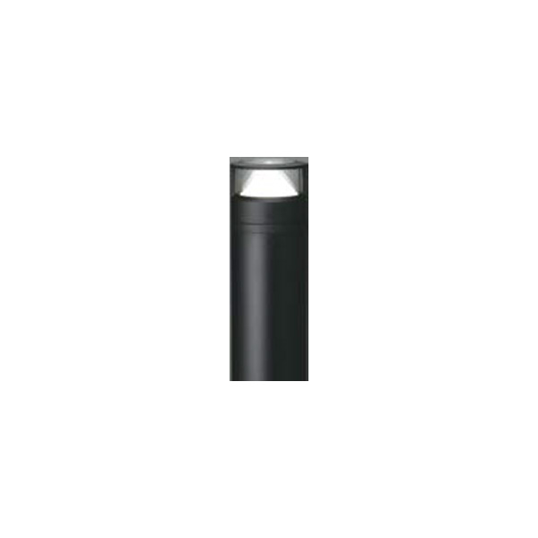 【LEDG-67305+LPD-50GX】東芝 LEDガーデンライト 全周配光タイプ LEDユニットフラット形 ショートポール 【TOSHIBA】