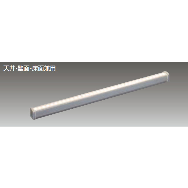 【LEDL-09902L-LS9】東芝 LEDライン器具 屋外防水用ライン器具(電球色) 900mmタイプ 【TOSHIBA】