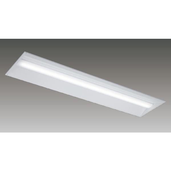 【LEKR430253WW-LD9】東芝 LEDベースライト TENQOOシリーズ 40タイプ 調光 埋込形 下面開放W220 一般タイプ