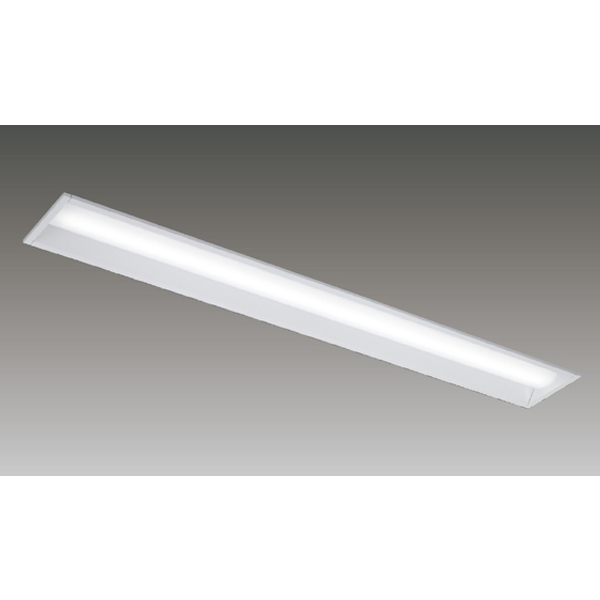【LEKR415253N-LD9】東芝 LEDベースライト TENQOOシリーズ 40タイプ 調光 埋込形 下面開放W150 一般タイプ