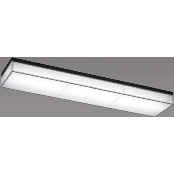 【LEKT423403D-LS9+LEDX-42311】東芝 LEDベースライト 40タイプ 直付形 和風モダンタイプ 昼光色 6500K 【TOSHIBA】