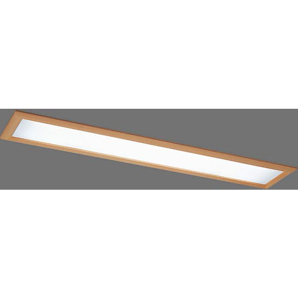 【LEKR427253WW-LS9+F-42115N】東芝 LEDベースライト 40タイプ 埋込形 和風埋込形W220 温白色 3500K 【TOSHIBA】
