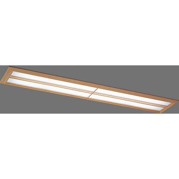 【LEKR427404HW-LD9+F-42116N】東芝 LEDベースライト ハイグレード 40タイプ 埋込形 和風埋込形W220 調光タイプ 白色 4000K 【TOSHIBA】