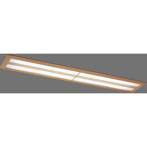 【LEKR427203L-LS9+F-42116N】東芝 LEDベースライト 40タイプ 埋込形 和風埋込形W220 電球色 3000K 【TOSHIBA】