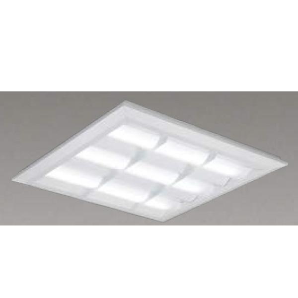 【LEKT751852W-LD9】東芝 LEDベースライト TENQOOスクエア LEDバータイプ 直付埋込兼用形 バッフルタイプ 直付埋込兼用形□570